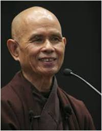 Image Thich Nhat Hanh